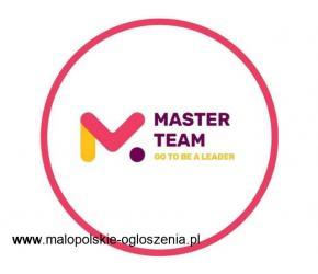 Zostań rekruterem nowego projektu MasterTeam